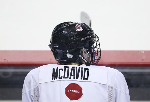 Canada Training Sessions - 2015 IIHF World Junior Championship