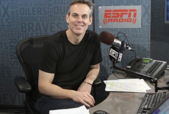 Colin Cowherd - The Herd - January 26, 2012