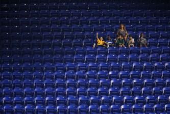 Pittsburgh Pirates v Miami Marlins
