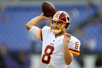 Washington Redskins v Baltimore Ravens
