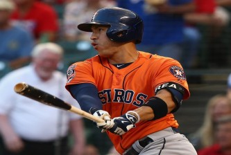 Houston Astros v Texas Rangers