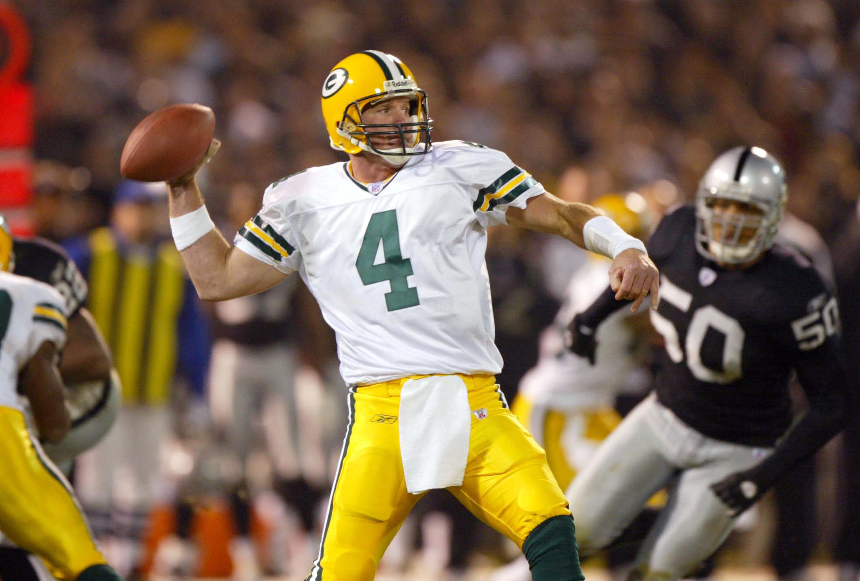 Packers v Raiders