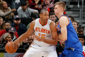 New York Knicks v Atlanta Hawks