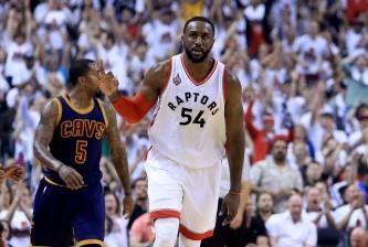 Cleveland Cavaliers v Toronto Raptors - Game Four