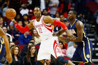 Indiana Pacers v Houston Rockets