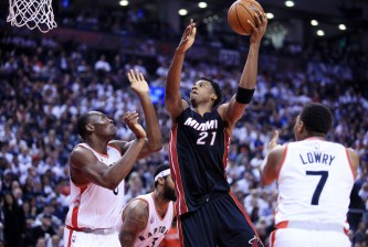 Miami Heat v Toronto Raptors - Game Two
