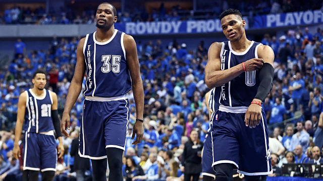 How the Thunder's Potential Fell Apart