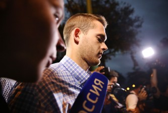 Investigation Continues Into US Swimmers' Claims Of Late-Night Robbery