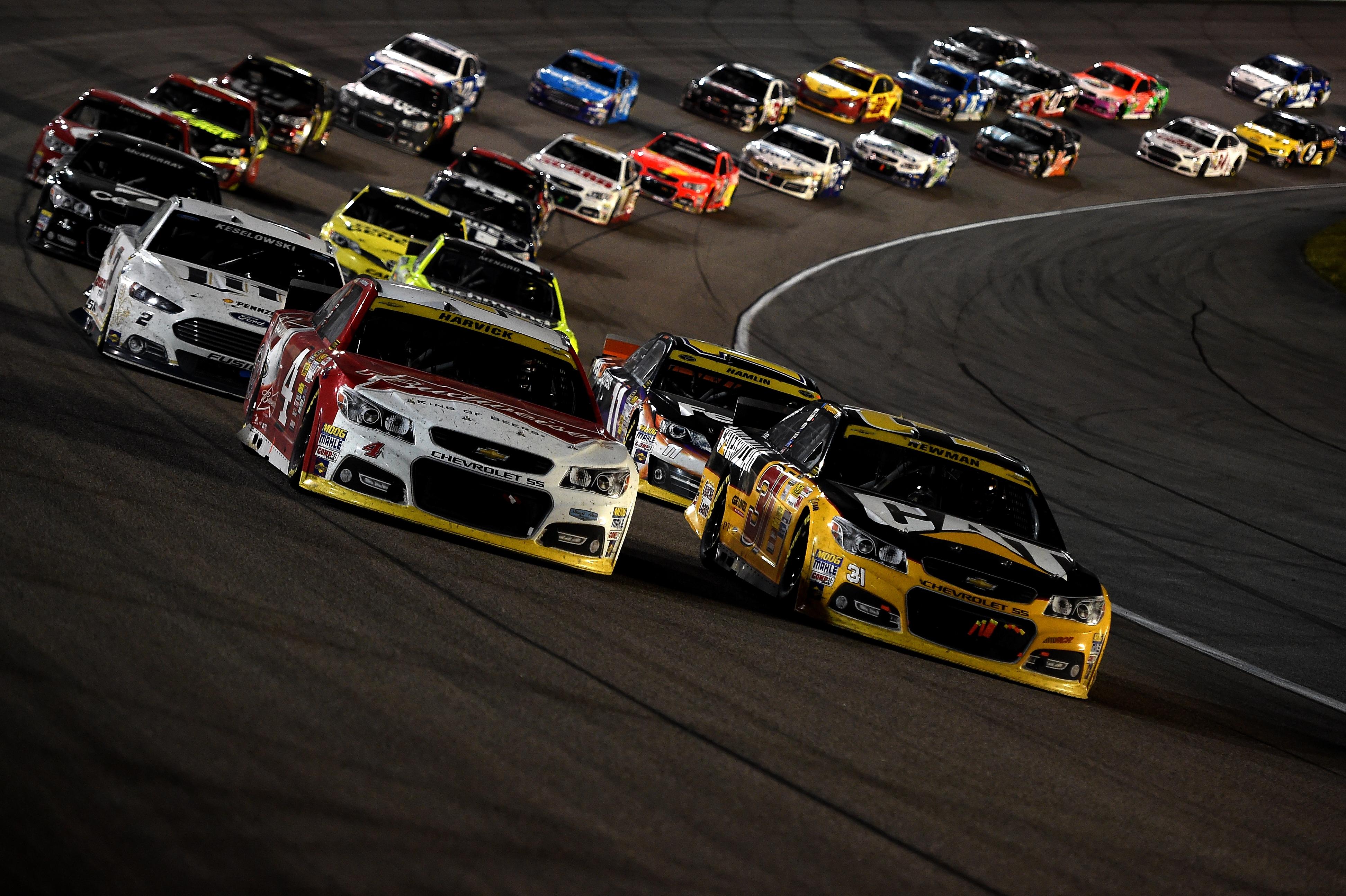 Hearing Loss and NASCAR Intrinsically Linked