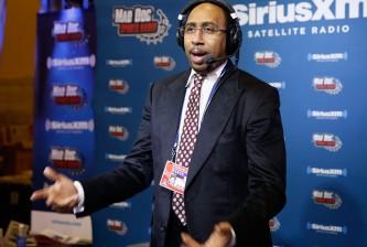 SiriusXM At Super Bowl XLIX Radio Row