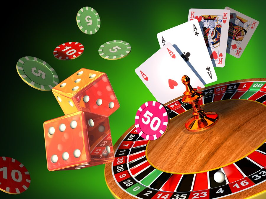 The Surprising Benefits of an Online Gambling Environment