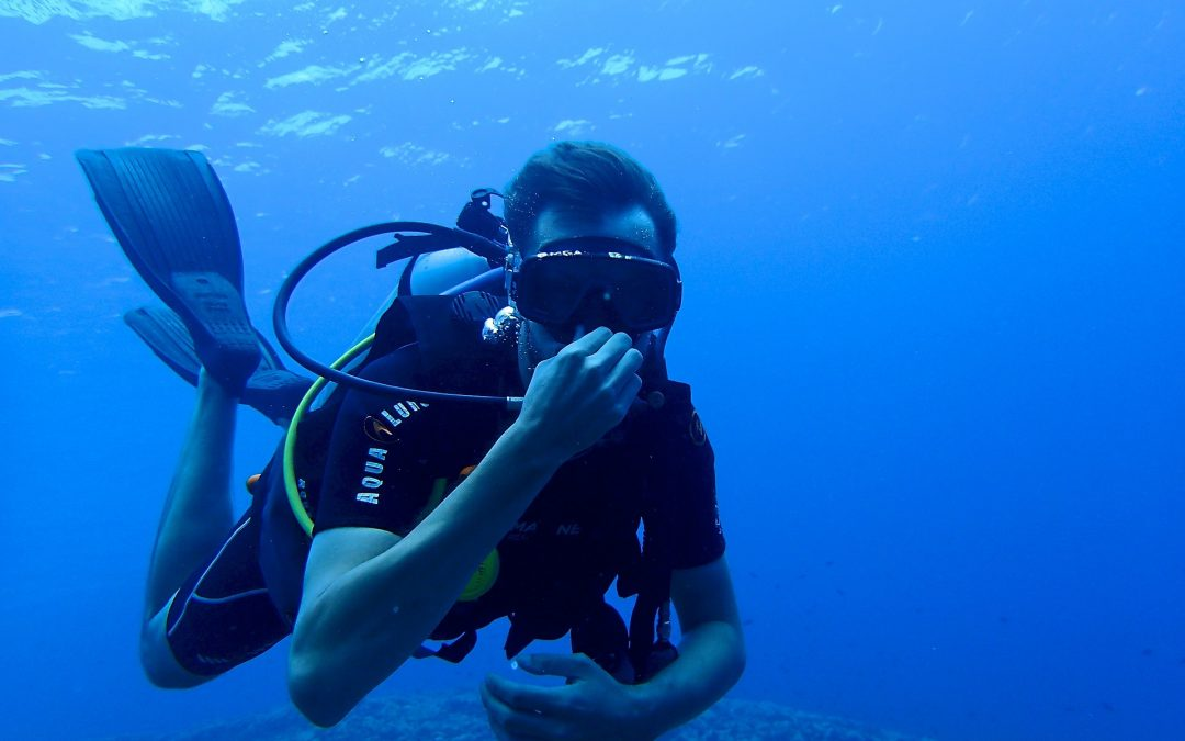 The top 4 diving sites in Bahrain