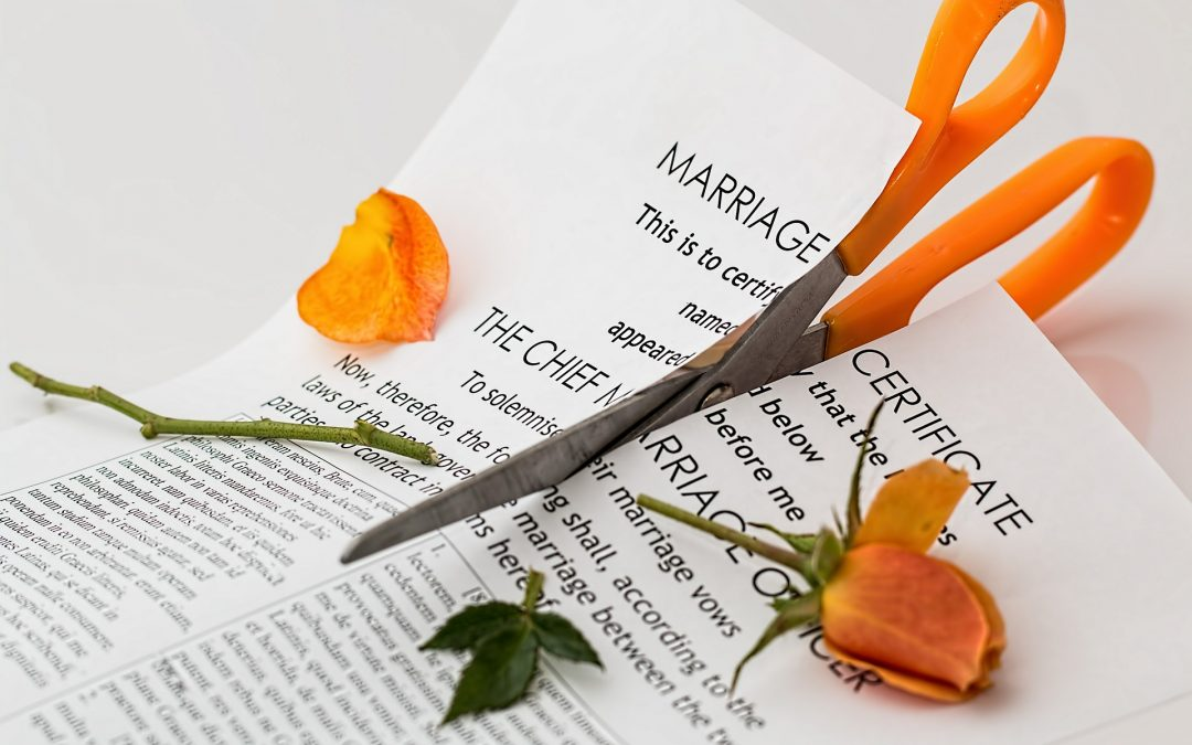 Top 10 Risk Factors for Divorce