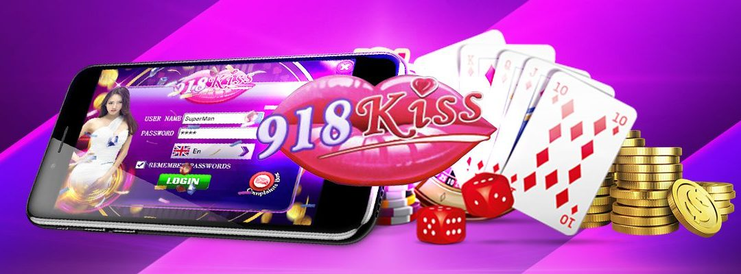 Get an Unbelievable Gambling Experience At 918kiss