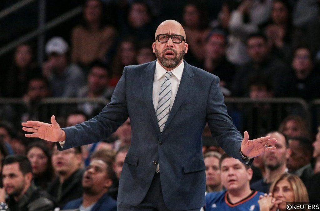 NBA Coaches Who's Seat is Heating Up