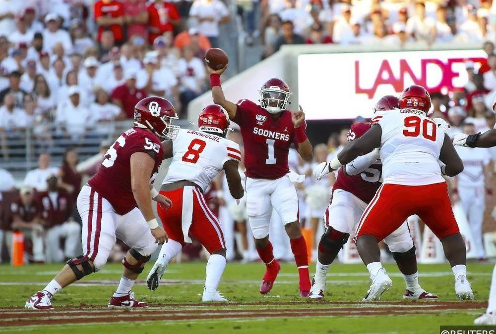 Making a case for the Final four college football team