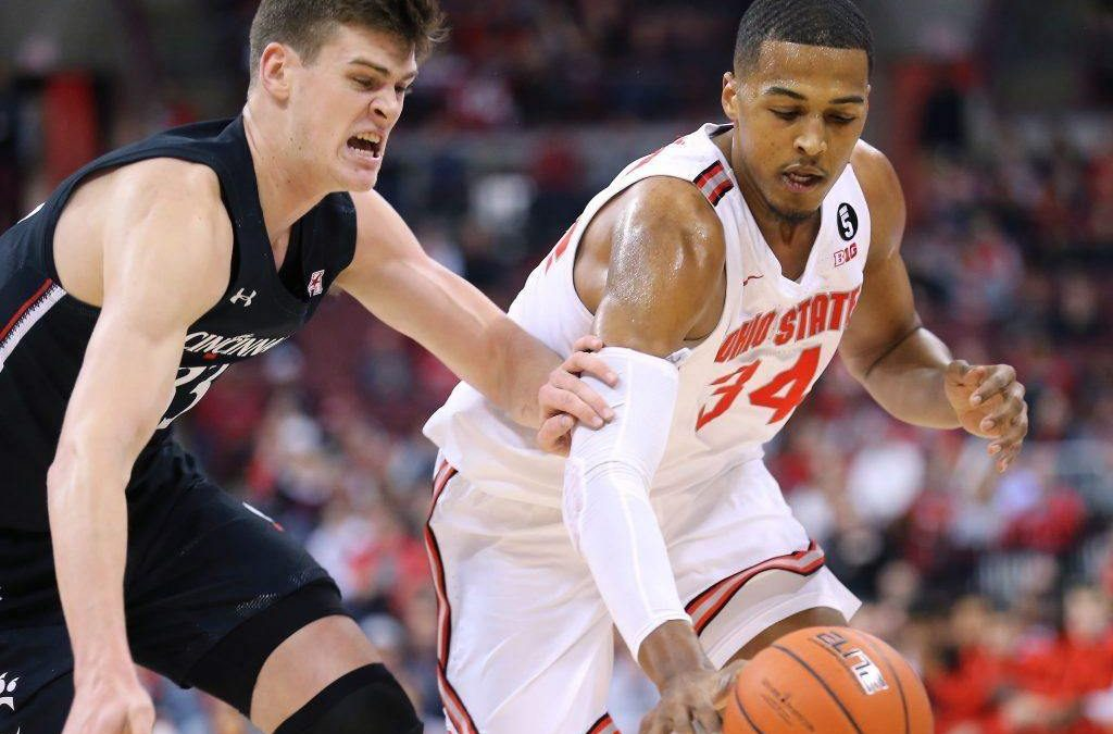 Four Best College Basketball teams right now