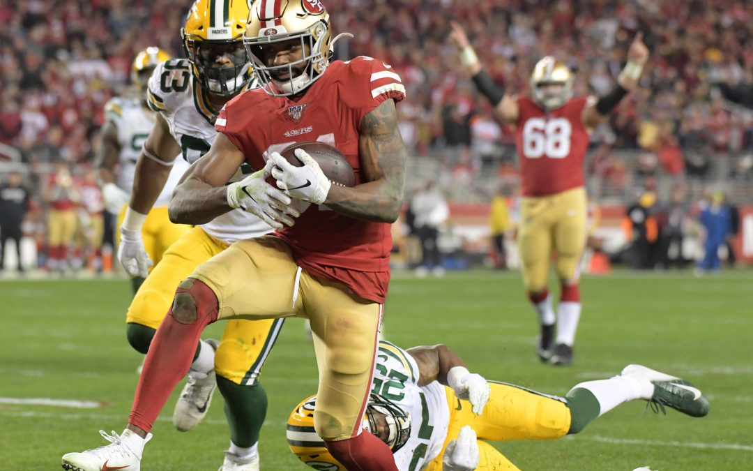 Raheem Mostert is 49ers' X-Factor in Super Bowl matchup with Chiefs