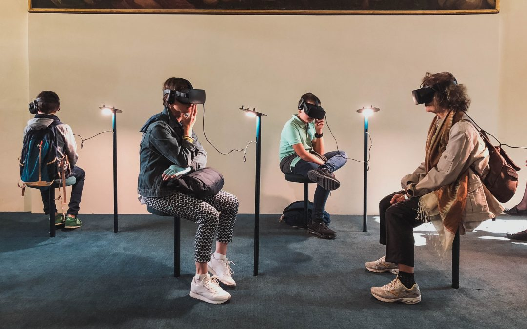 "Is ""Virtual Reality"" Going to Be Important in Entertainment?"