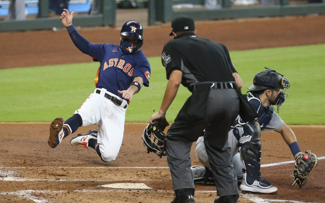 The Road Back for the Houston Astros