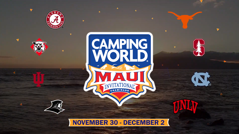 Chad Price's Company, MAKO Medical, Announced as the Official Testing Partner for the 2020 Camping World Maui Invitational