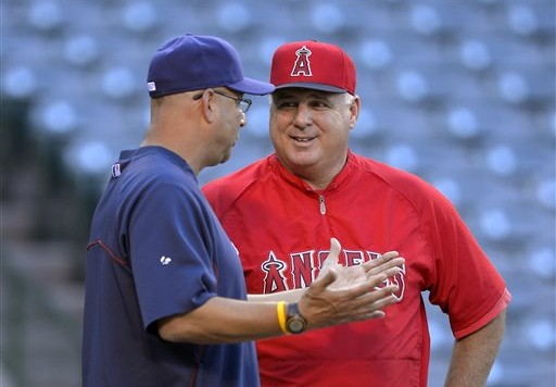 Terry Francona, Mike Scioscia