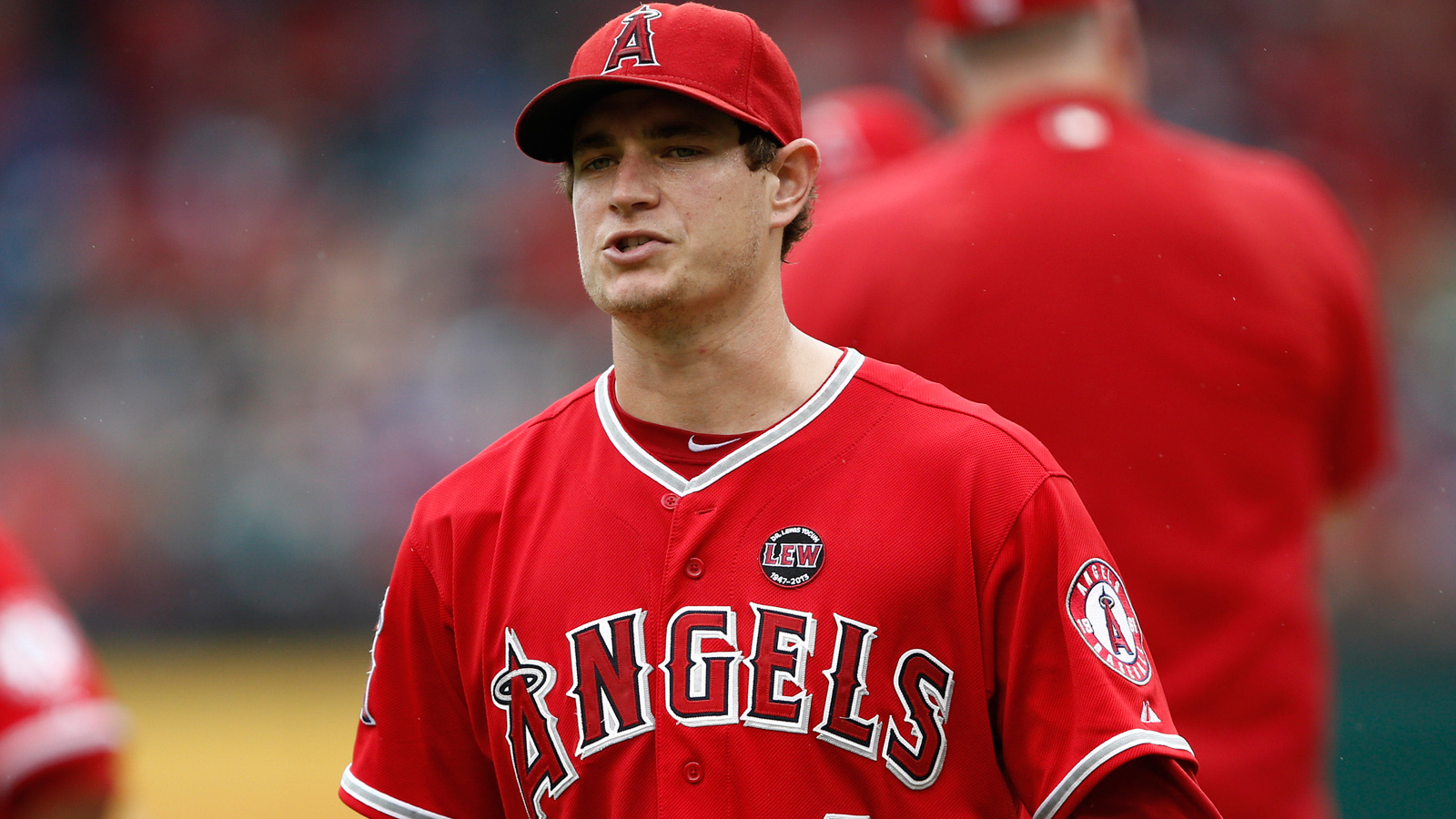 Can Garrett Richards Live Out Of The Zone And Survive