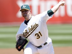 MLB: Kansas City Royals at Oakland Athletics