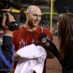 Photo by Matt Brown/Angels Baseball LP. 2014 © Angels Baseball LP. All Rights Reserved.