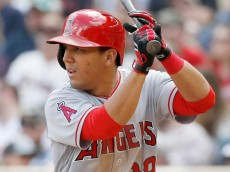 Can Ortega be of value later on for the Angels?