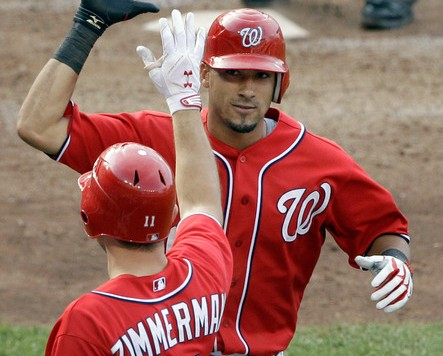 Ryan+Zimmerman+Philadelphia+Phillies+v+Washington+KqZg-z8FPtYl