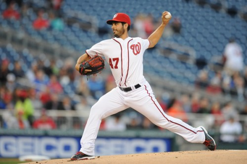 Gio+Gonzalez+Miami+Marlins+v+Washington+Nationals+iqY4E9uC5Krl