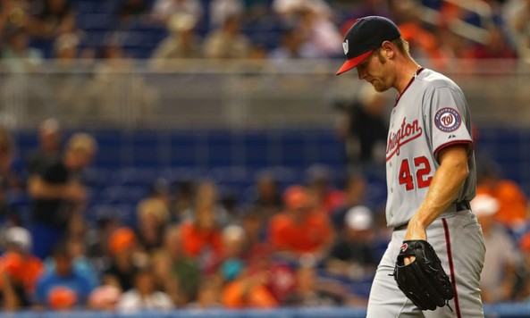 Stephen+Strasburg+Washington+Nationals+v+Miami+M5Ju2byJXG1l
