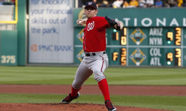 Stephen+Strasburg+Washington+Nationals+v+Pittsburgh+iEzPIevlotWl