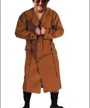 Loria Trench Coat