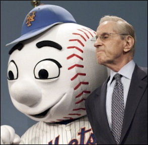 Wilpon Mr. Met