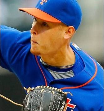 Zack Wheeler blue uni