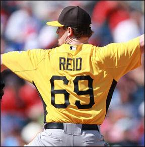 Ryan Reid Pirates