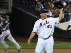Bartolo Colon gives up HR