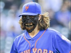 Jacob deGrom Executioner