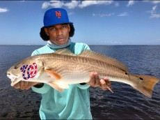 Jenrry Mejia Fishing