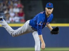 Zack Wheeler delivery