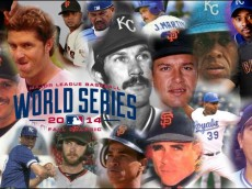 2014 World Series Giants Royals