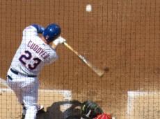 Michael Cuddyer home run