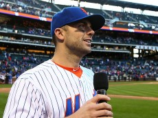 on October 4, 2015 at Citi Field in the Flushing neighborhood of the Queens borough of New York City.