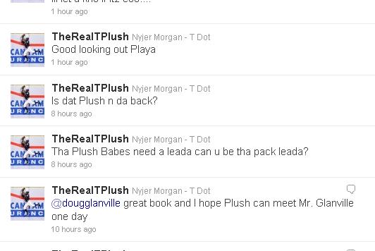 PlushTweets