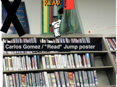 READ Gomez Poster
