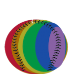 Pride Baseball image by J. Lemont