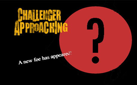 challenger-approaching