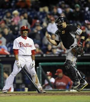 Phils Buccos Loss 4-23